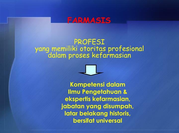 FARMASIS