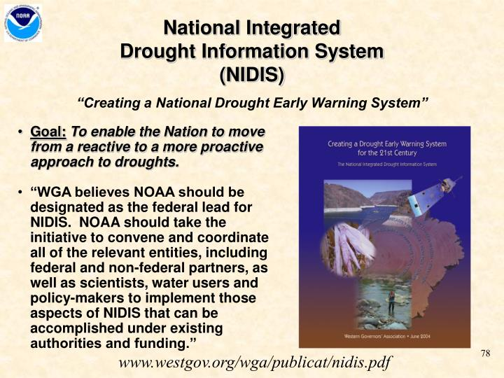 National Integrated