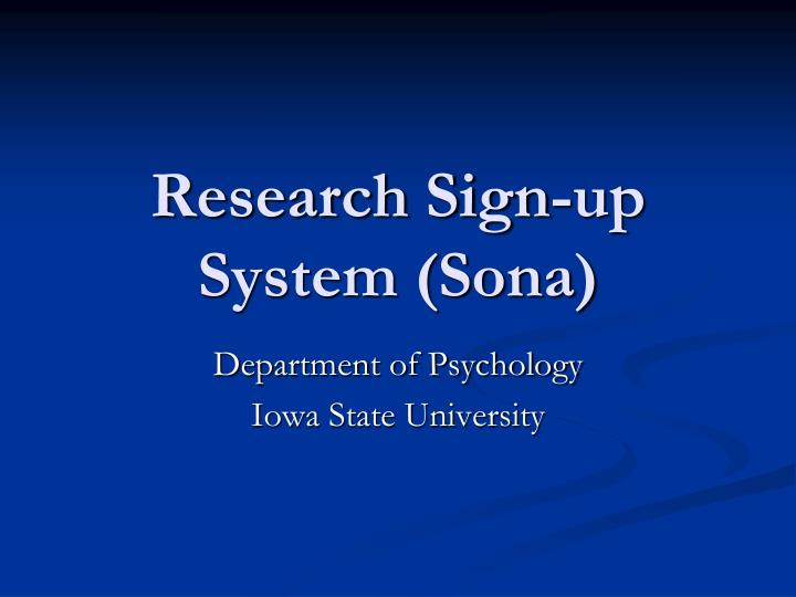 psychology ia An undergraduate major in psychology provides a liberal arts and science education, which also can serve as preparation for graduate study in psychology.