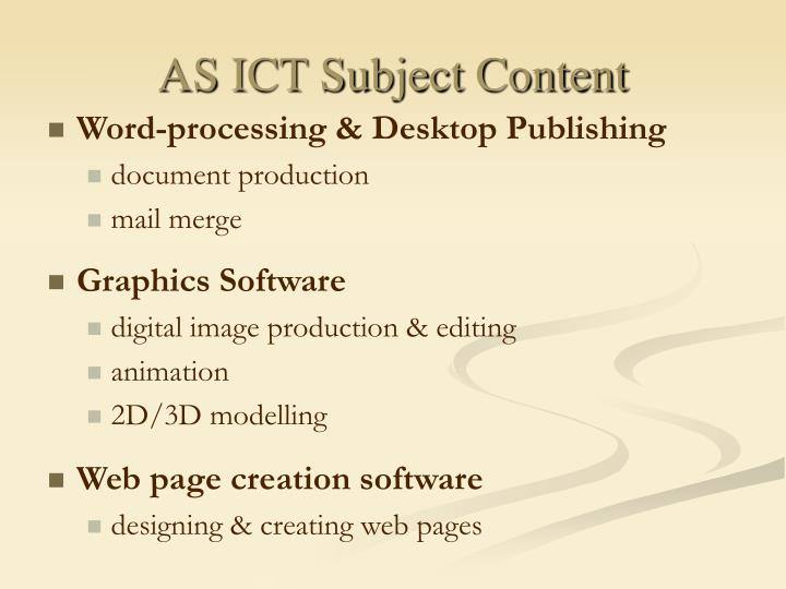 ict word processing Word processing word processing is the preparation of documents such as letters, reports, memos, books or any other type of correspondence a document created through word processing is called a word.