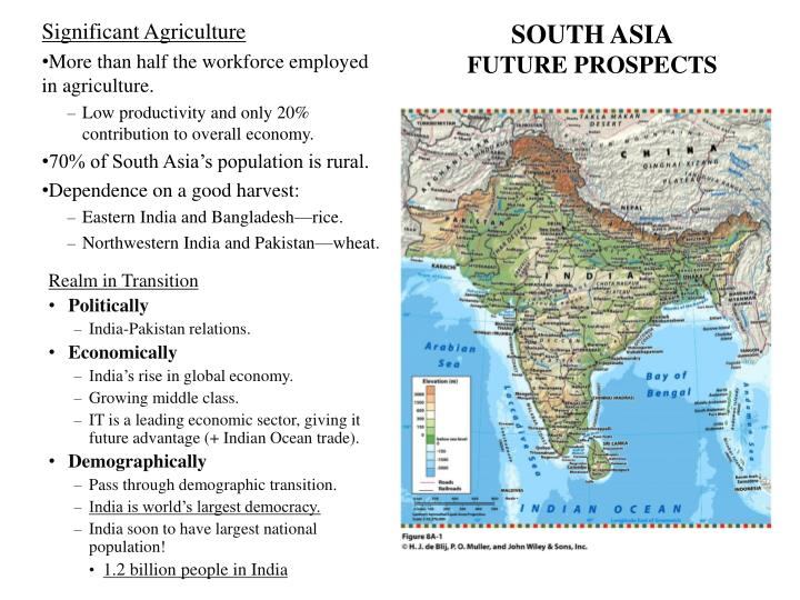 Significant Agriculture