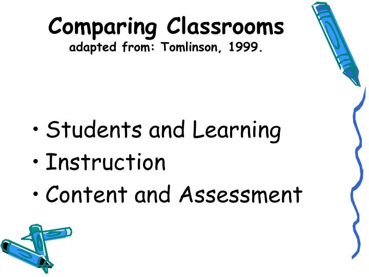 Ppt What Is Differentiated Instruction Powerpoint Presentation