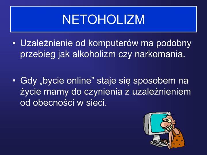 NETOHOLIZM