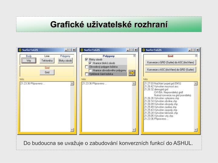 Grafické uživatelské rozhraní