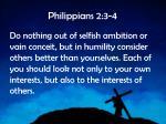 philippians 2 3 4