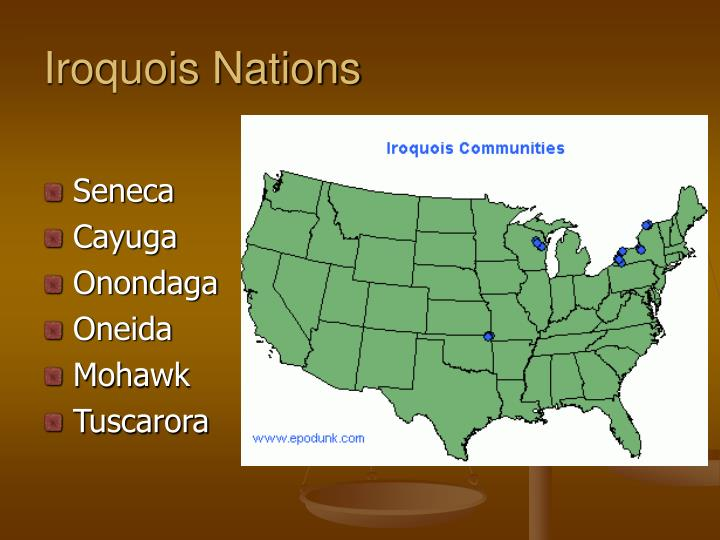 Iroquois Nations