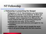 nt fellowship6