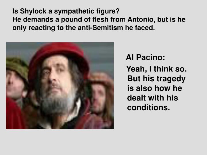anti semitism in merchant of venice