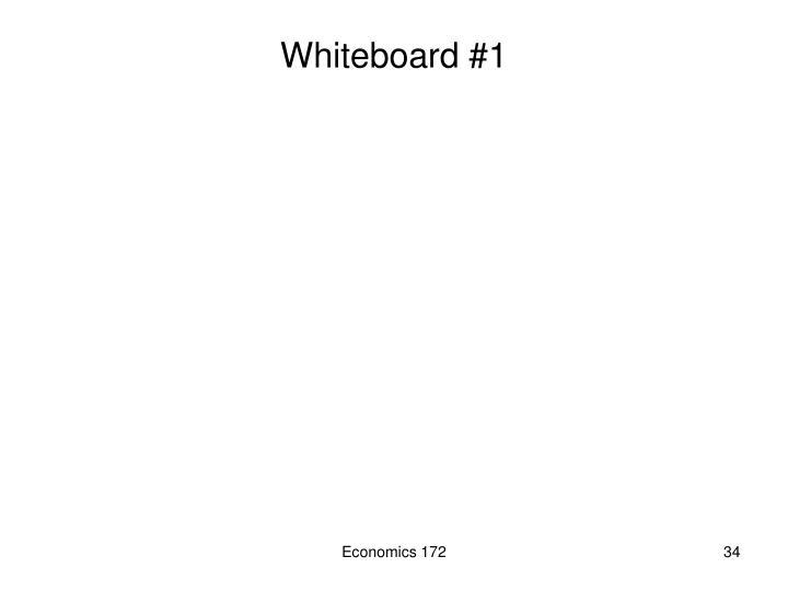 Whiteboard #1