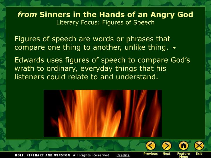 analysis of sinners in the hands of an angry god a sermon by jonathan edwards Sinners in the hands of an angry god is a sermon written by who what was jonathan edwards purpose of the sermon what must sinners do to be spared god's wrath.