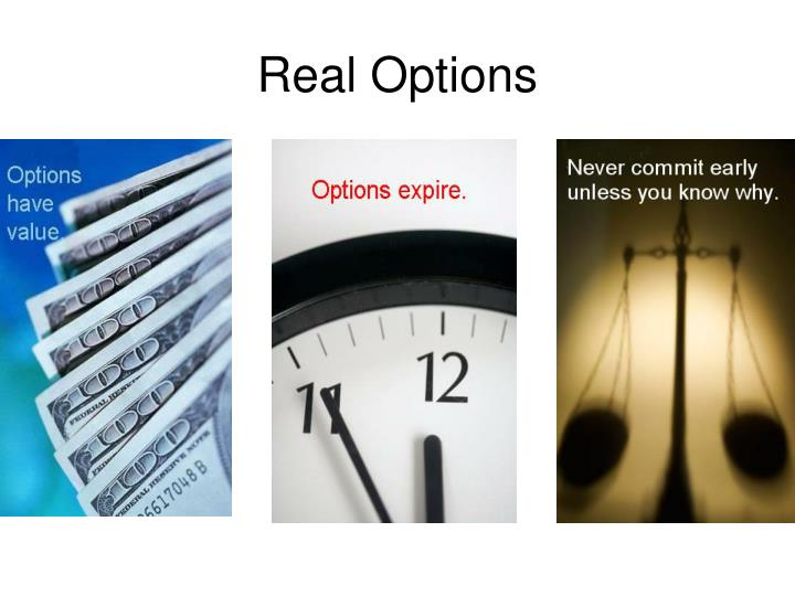 Real Options