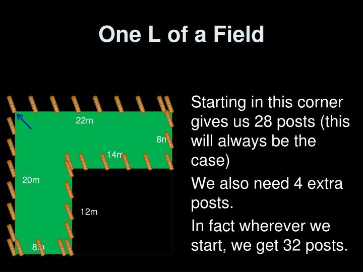 One L of a Field