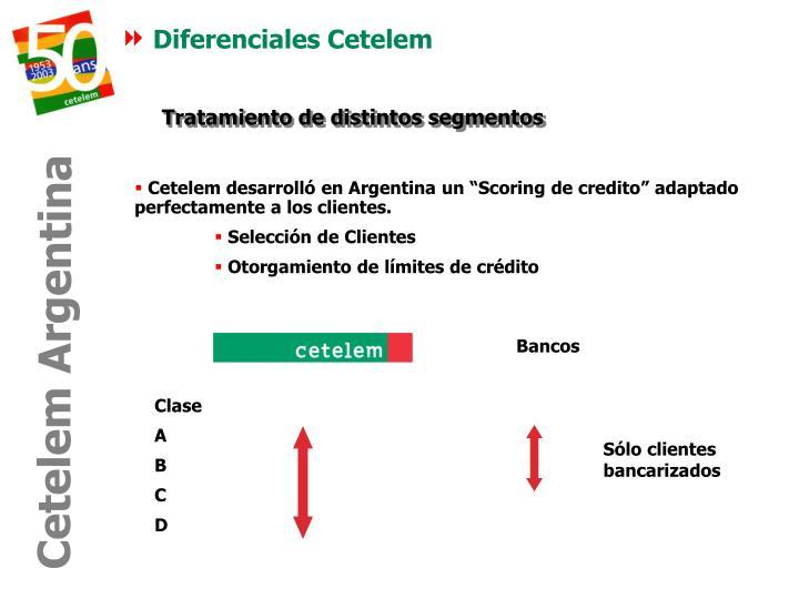 Diferenciales Cetelem