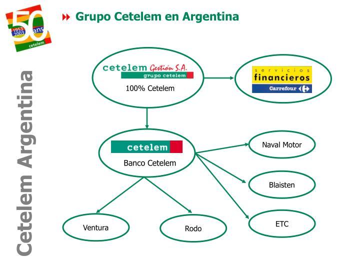 Grupo Cetelem en Argentina