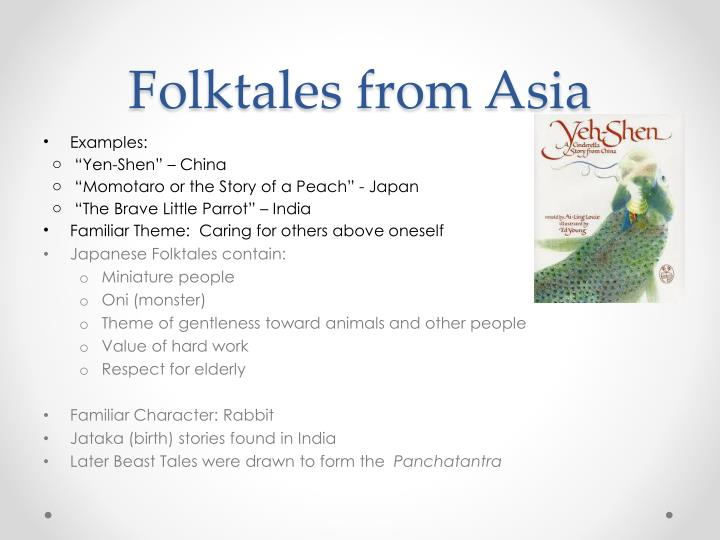 Folktales from Asia