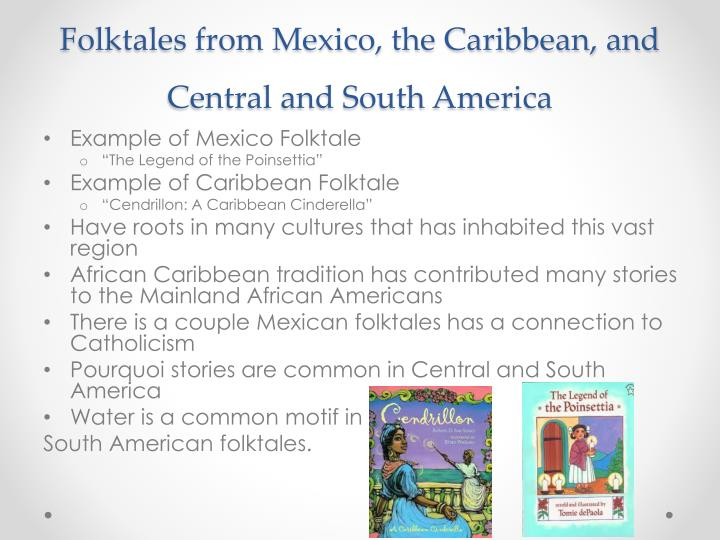 Folktales from Mexico, the Caribbean, and Central and South America
