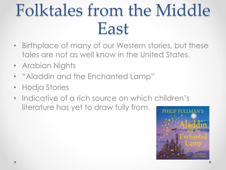 Folktales from the