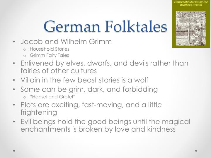 German Folktales
