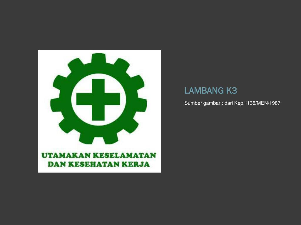 Ppt Lambang K3 Powerpoint Presentation Free Download Id 5362272