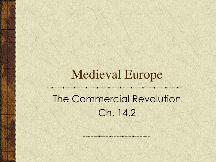 effects of commercial revolution in europe Find out more about the history of industrial revolution, including videos  rural societies in europe and america became industrial and commercial free.