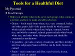 tools for a healthful diet2