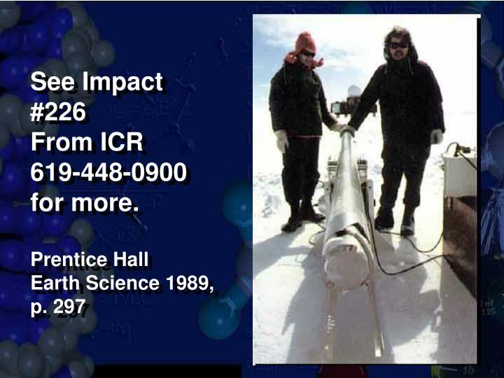 See Impact #226