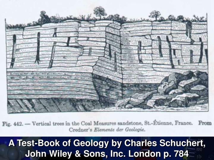 A Test-Book of Geology by Charles Schuchert,