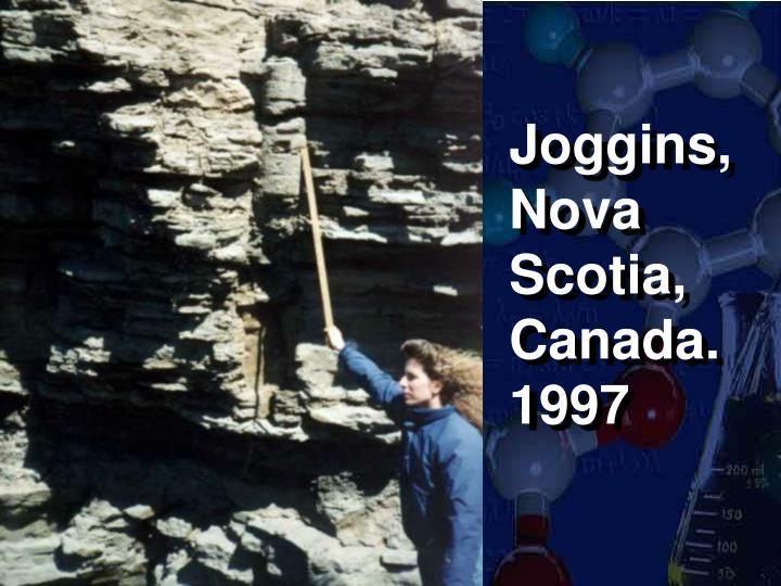 Joggins, Nova