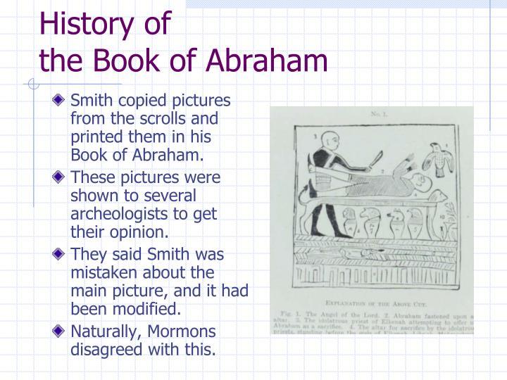 History of