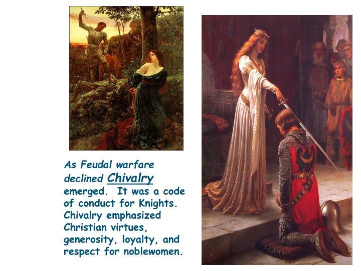 As Feudal warfare