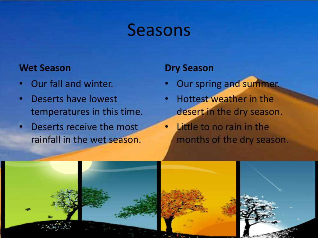 PPT - Desert Climate PowerPoint Presentation - ID:5364892