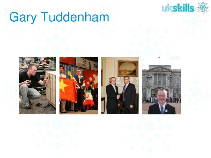 Gary Tuddenham