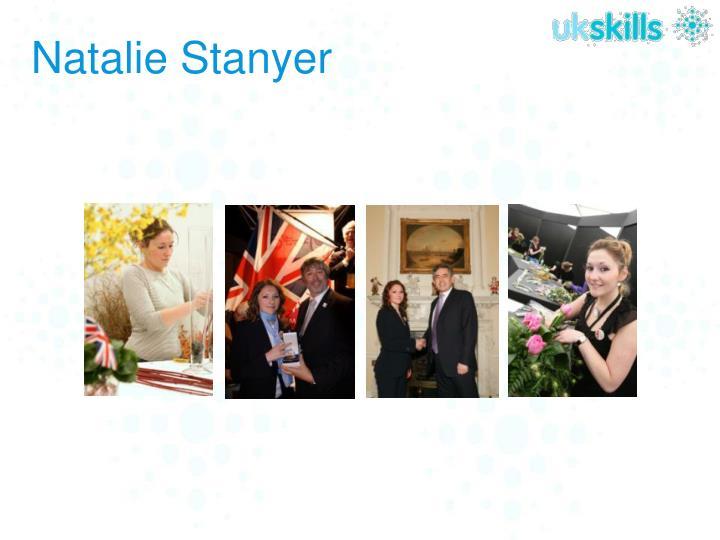 Natalie Stanyer