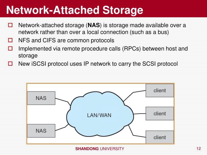 Network-Attached Storage