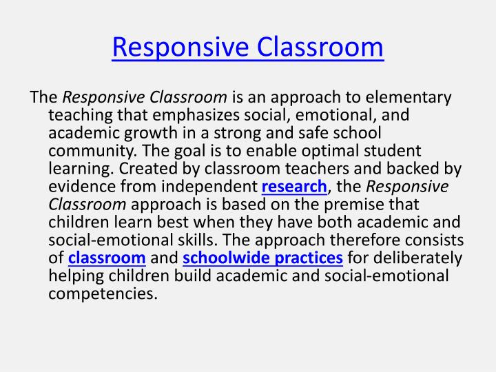 Modern Approach To Classroom Management ~ Ppt contemporary issues powerpoint presentation id
