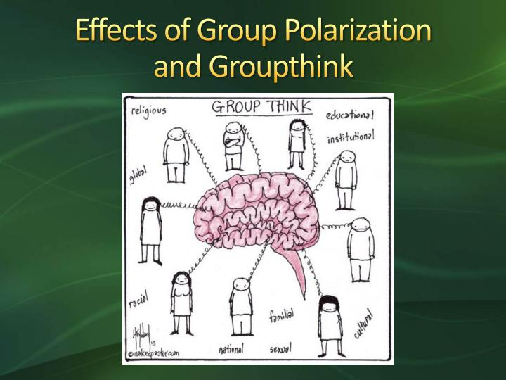 Effects of Group Polarization