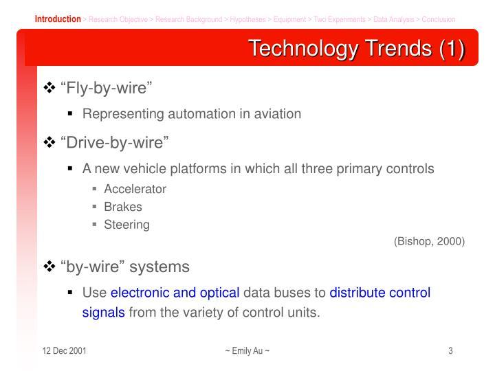 Technology trends 1