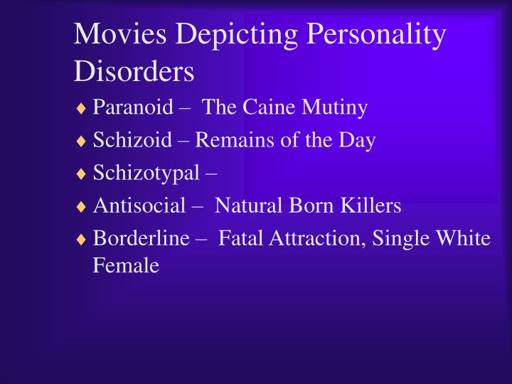 fatal attraction borderline personality disorder