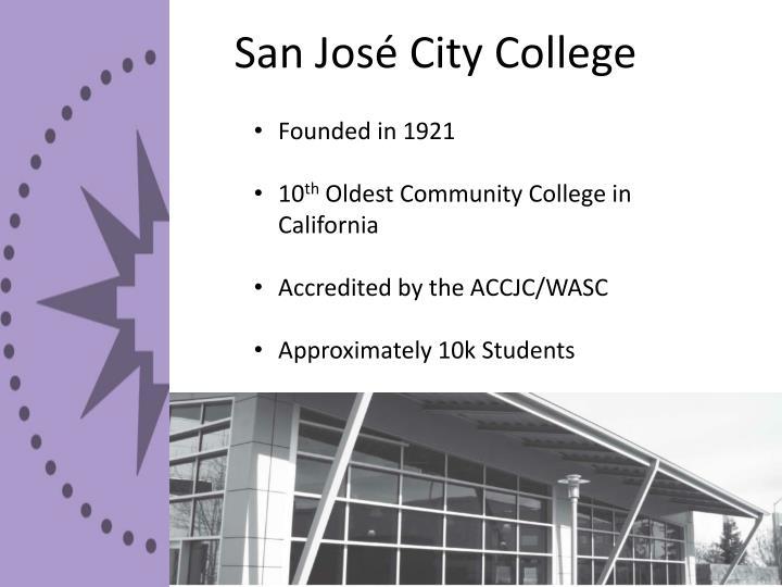San jos city college