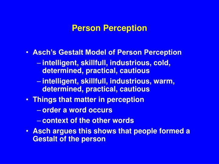 perception ppt Create a powerpoint presentation that explains the concepts of perception and critical thinking to high school seniors in your explanation, address the following: - how all five senses impact perception.