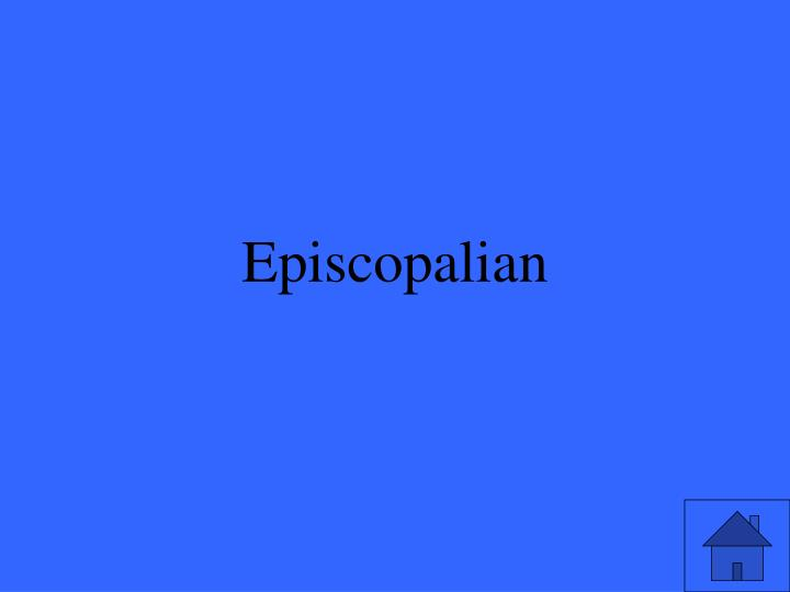 Episcopalian