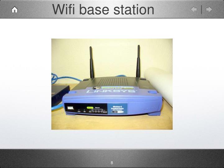 Wifi base station