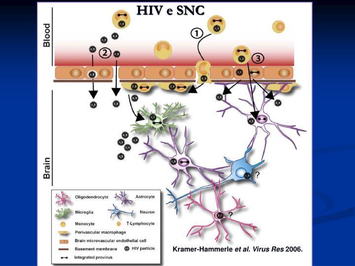HIV e SNC