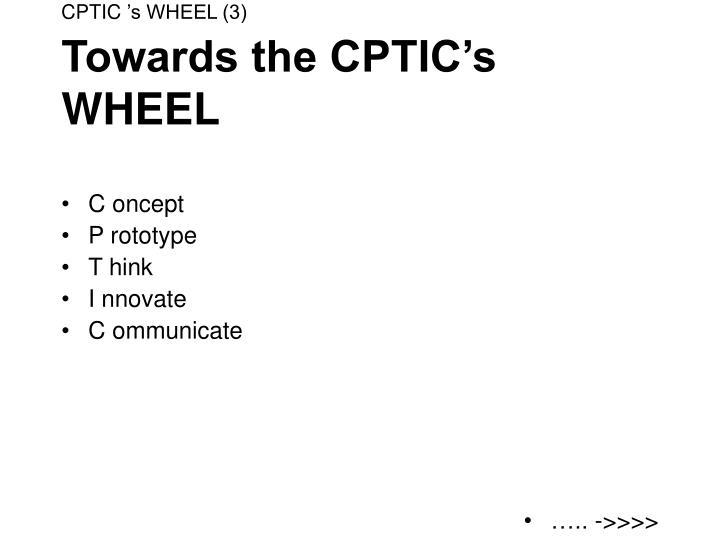 CPTIC's WHEEL (3)