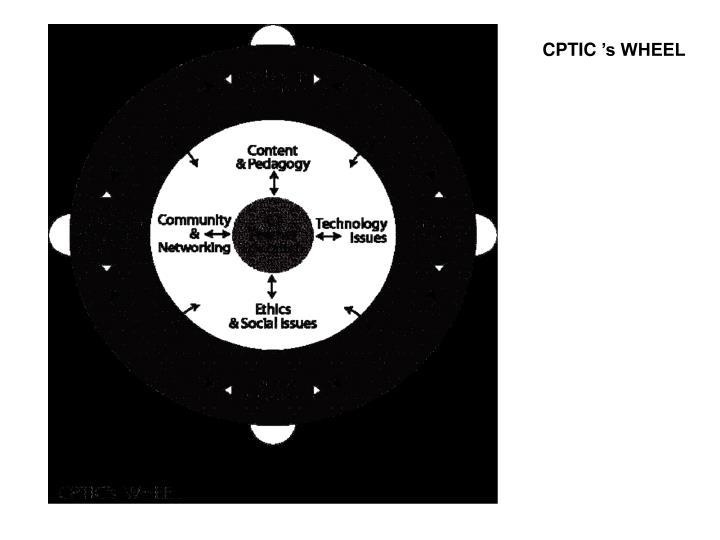 CPTIC's WHEEL