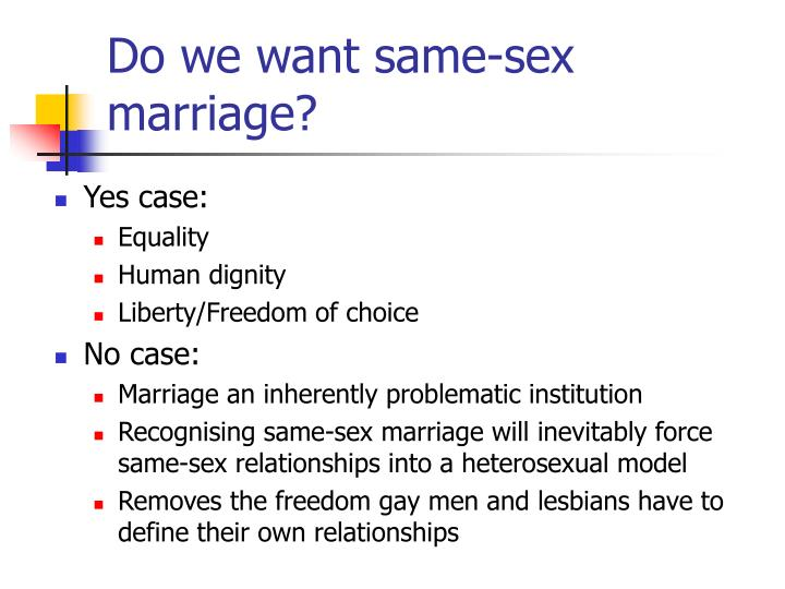 same sex marriage cause and effect Cathy young is a contributing editor at reason magazine from the start of the debate on same-sex marriage and right up to last week's supreme court ruling that legalized it nationwide, one of.