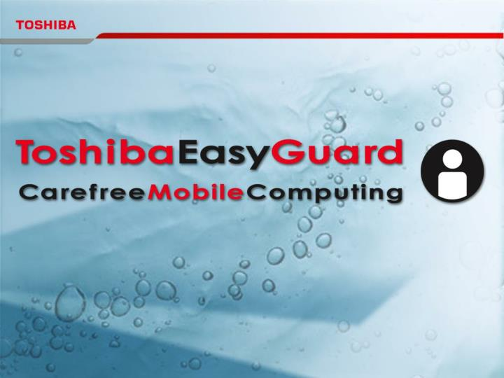 1 market issues 2 csg strategy 3 the concept of toshiba easyguard