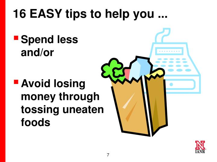 16 EASY tips to help you ...