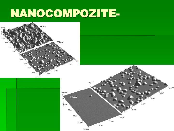 NANOCOMPOZITE-