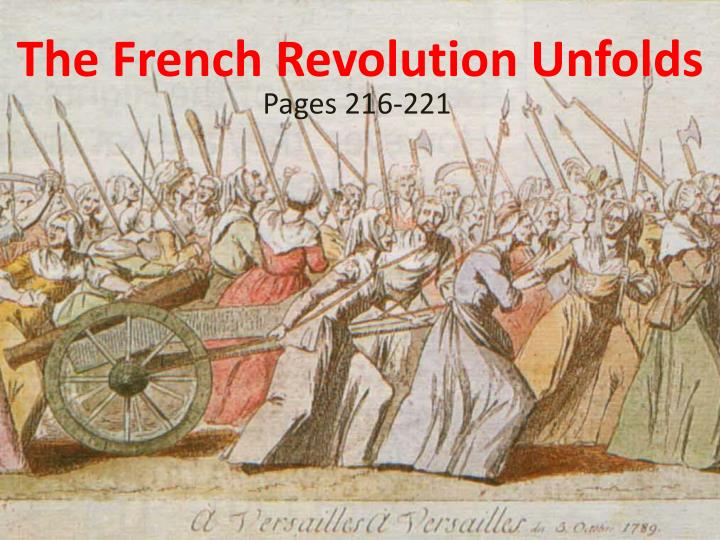 causes of the 1789 french revolution essay